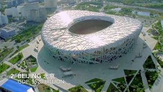 Top 10 Richest Cities in China 2019