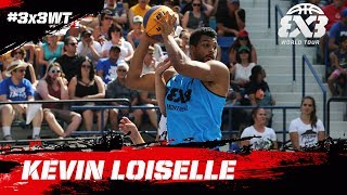 Check out Kevin Loiselle of Montreal and some of his most spectacular moments from the FIBA 3x3 World Tour Saskatoon Masters 2017!Subscribe to the FIBA3x3 channel: http://bit.do/SubscribeFIBA3x3More on:http://twitter.com/FIBA3x3http://www.facebook.com/FIBA3x3http://fiba3x3.comhttp://instagram.com/FIBA3x3