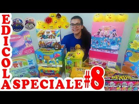 EDICOLA SPECIALE #8: Tutte le cose che ho trovato dalla 121^ alla 150^ puntata (by Giulia Guerra) (видео)