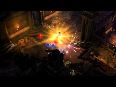 Diablo 3 fan trailer
