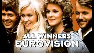 Video Eurovision All Winners (1956 - 2016) MP3, 3GP, MP4, WEBM, AVI, FLV September 2018