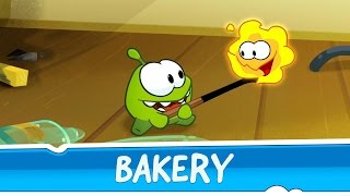 This episode of Om Nom Stories is really hot: Om Nom finds himself in the bakery! There he meets Ginger, who is dangerous on ...