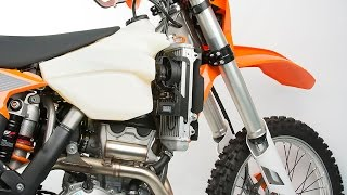8. Cooling Fan Kit Install: KTM 2013 250 XC-F