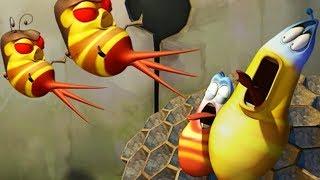 Video LARVA - BUMBLE BEE   Cartoons For Children   LARVA Full Episodes   Cartoons For Children MP3, 3GP, MP4, WEBM, AVI, FLV Januari 2019