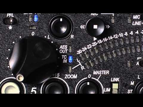 552 - A quick video showing how to set up the 552 for recording.