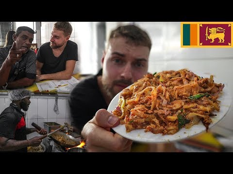 Sri Lankan Food - the BEST FOOD EXPERIENCE You Will Ever Have | Colombo