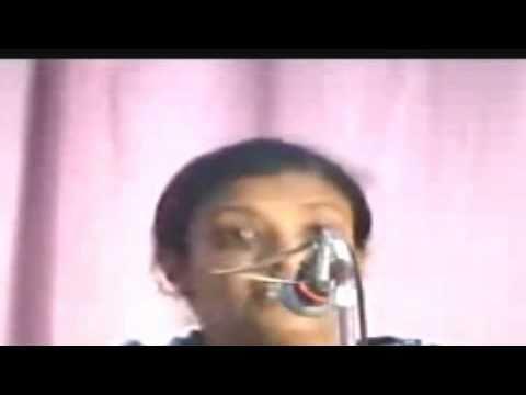 Malayalam Christian Testimony : Prof. Maya Sivakumar