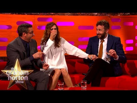 Steve Carell, Chris O'Dowd, and Kristen Wiig battle a rogue fly