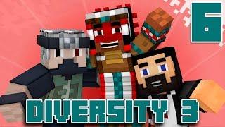 Team Canada Plays DIVERSITY 3 - EP06 (Custom Minecraft Map)