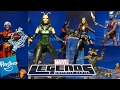Toy Fair 2017 Reveals/Thoughts: Marvel Legends Gardians of the Galaxy 2 , Gamora, Nebula, Matis BAF