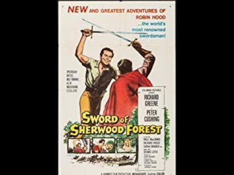 Sword of Sherwood Forest (1960) - Trailer HD 1080p