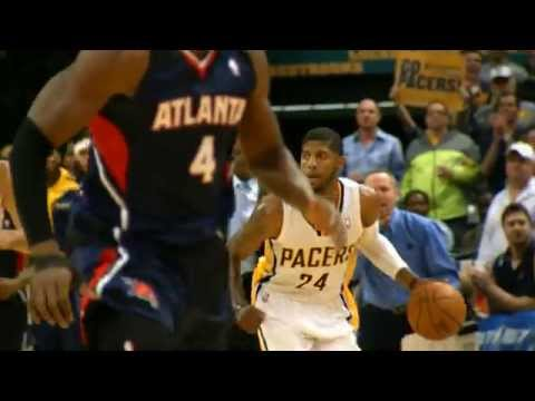 Video: Phantom: Paul George Beats the 3rd Quarter Buzzer