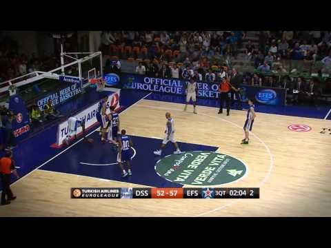 Steal of the night: Edgar Sosa, Dinamo Banco di Sardegna Sassari