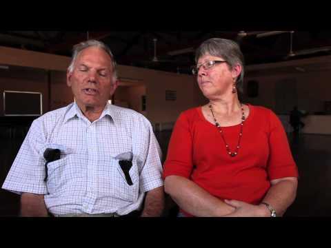 BushTV After the Flood Community Storyteller Sonny and Jennifer Cox