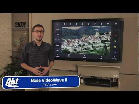 Overview of the Bose Videowave II