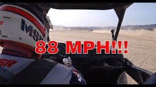 6. 2018 POLARIS RZR XP TURBO S TOP SPEED RUN!!!!!