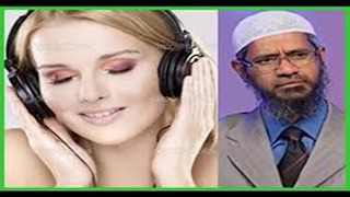Video Dr Zakir Naik Urdu bayan in Hindi 2017(Is Forbidden to Listen to music in Islam)Peace TV -HD MP3, 3GP, MP4, WEBM, AVI, FLV Juli 2018