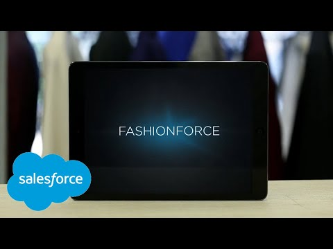 Community Cloud Fashionforce Overview Film