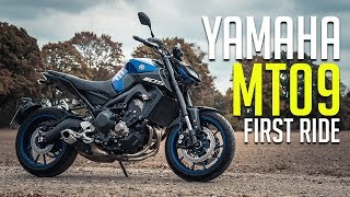 2. 2018 Yamaha MT09 // FIRST RIDE & REVIEW