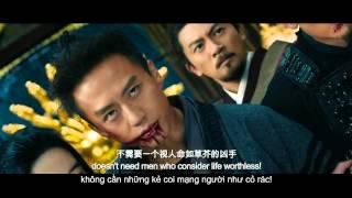 The Four 3 - Tứ Đại Danh Bổ 3 - Theatrical Trailer Vietsub (2014) - Lotte Cinema