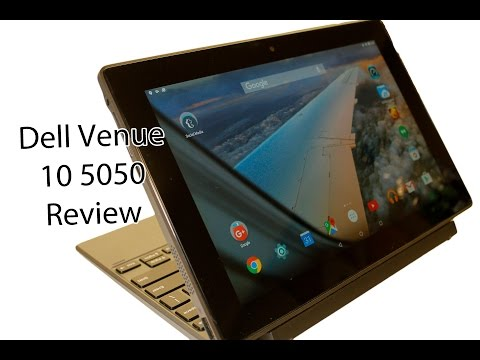 Dell Venue 10 5050 Review