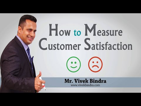 How to Measure Customer Satisfaction by Mr Vivek Bindra Best Motivational Speaker
