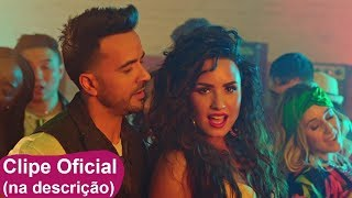 Video Luis Fonsi, Demi Lovato - Échame La Culpa (Legendado/Tradução) MP3, 3GP, MP4, WEBM, AVI, FLV Maret 2018