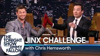 Video Jinx Challenge with Chris Hemsworth MP3, 3GP, MP4, WEBM, AVI, FLV Januari 2018