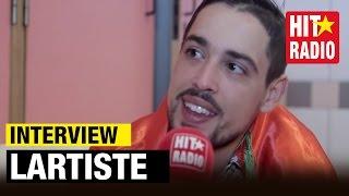 [INTERVIEW] LARTISTE: MA MUSIQUE REFLÈTE MA VIE - الموسيقى ديالي كتعبر على حياتي