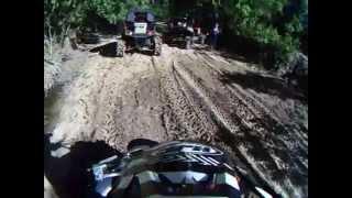 7. Mud Buddy's-Trail Riding-Raptor 700R- Part2