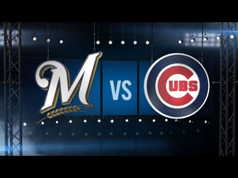 9/21/15: Cubs score in bunches to shrink magic number