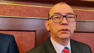Sędzia Przemysław Radzik o awansie żony na dyrektora Sądu Rejonowego Warszawa Żoliborz.