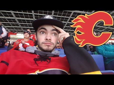 I Ended Calgary Flames Winning Streak..