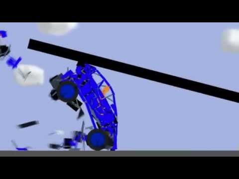 Crash in Phun 2