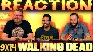 The Walking Dead 9x14 REACTION!!