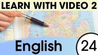 5 Must Know English Words 1, Learn English with Video