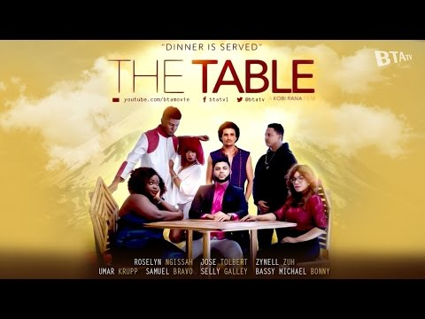 THE TABLE - 2016 LATEST GHALLYWOOD NOLLYWOOD MOVIE