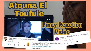 Video Atouna El Toufule Cover by Sabyan - Filipina Reaction Video MP3, 3GP, MP4, WEBM, AVI, FLV Maret 2019