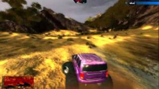 Bigfoot 4×4 Challenge videosu