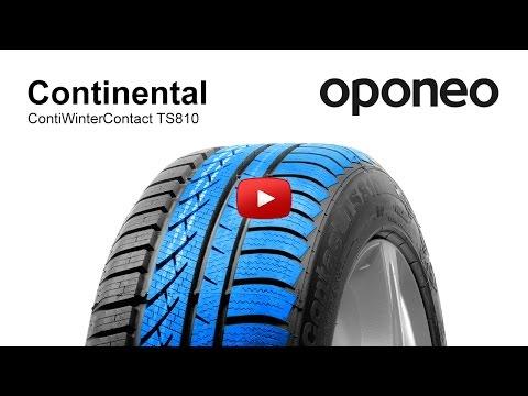 Test zimske pnevmatike Continental ContiWinterContact TS810