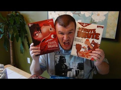 2013  Monster Cereals Review