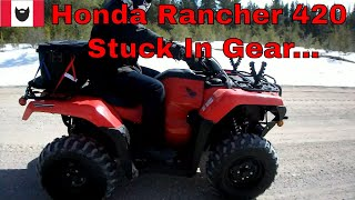10. Problems With The 2017 Honda Rancher 420
