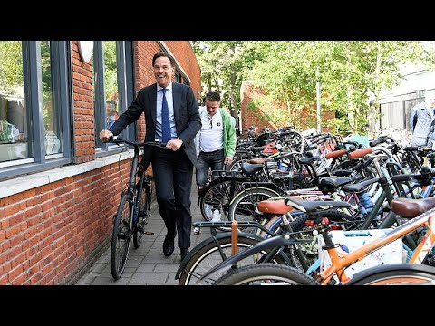 Ολλανδία: Στις ευρωκάλπες οι πολιτικοί αρχηγοί