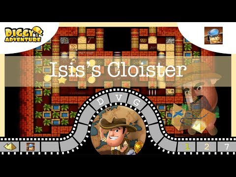 [~Egypt Father~] #7 Isis's Cloister - Diggy's Adventure