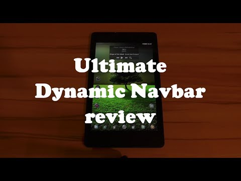 Video of Ultimate Dynamic Navbar