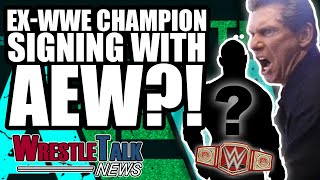 Ex WWE Universal Champion Signing With AEW?! | WrestleTalk News Jan. 2019