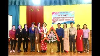 Hội LHPN xã Thượng Yên Công: Gặp mặt kỷ niệm ngày quốc tế phụ nữ 8-3