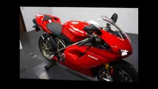 6. 2009 Ducati 1198S with Akrapovic Exhaust