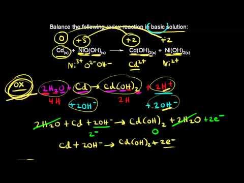 Nickel Cadmium Battery Video Khan Academy