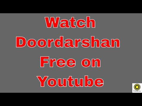 Search result youtube video doordarshanlivetelecast how to watch doordarshan on youtube pankaj yadav sciox Images